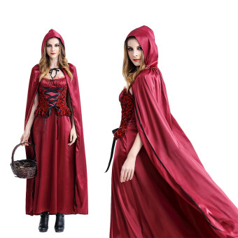 Harga Christmas Little Red Riding Hood costumes clothes