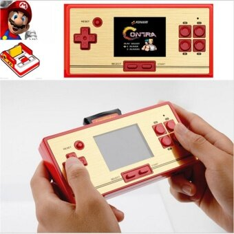 """Classic Retro Handheld Game Console children's video game player600 Games+128 games in Card 2nd Player Controller for FC pocket"" - 5"
