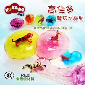 Colorful bowl crystal mud soil rubber mud