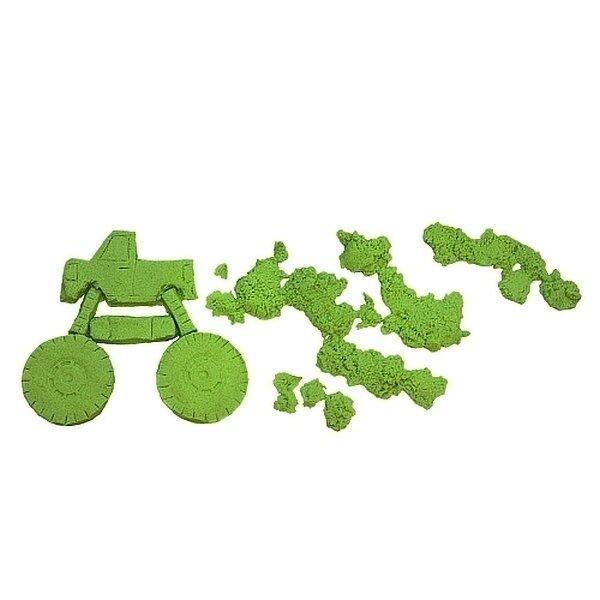 Colourful Kinetic Sand - Green