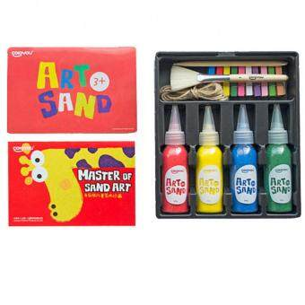 Harga Coloyou Master of Sand Art / DIY Craft for kids 3years & above