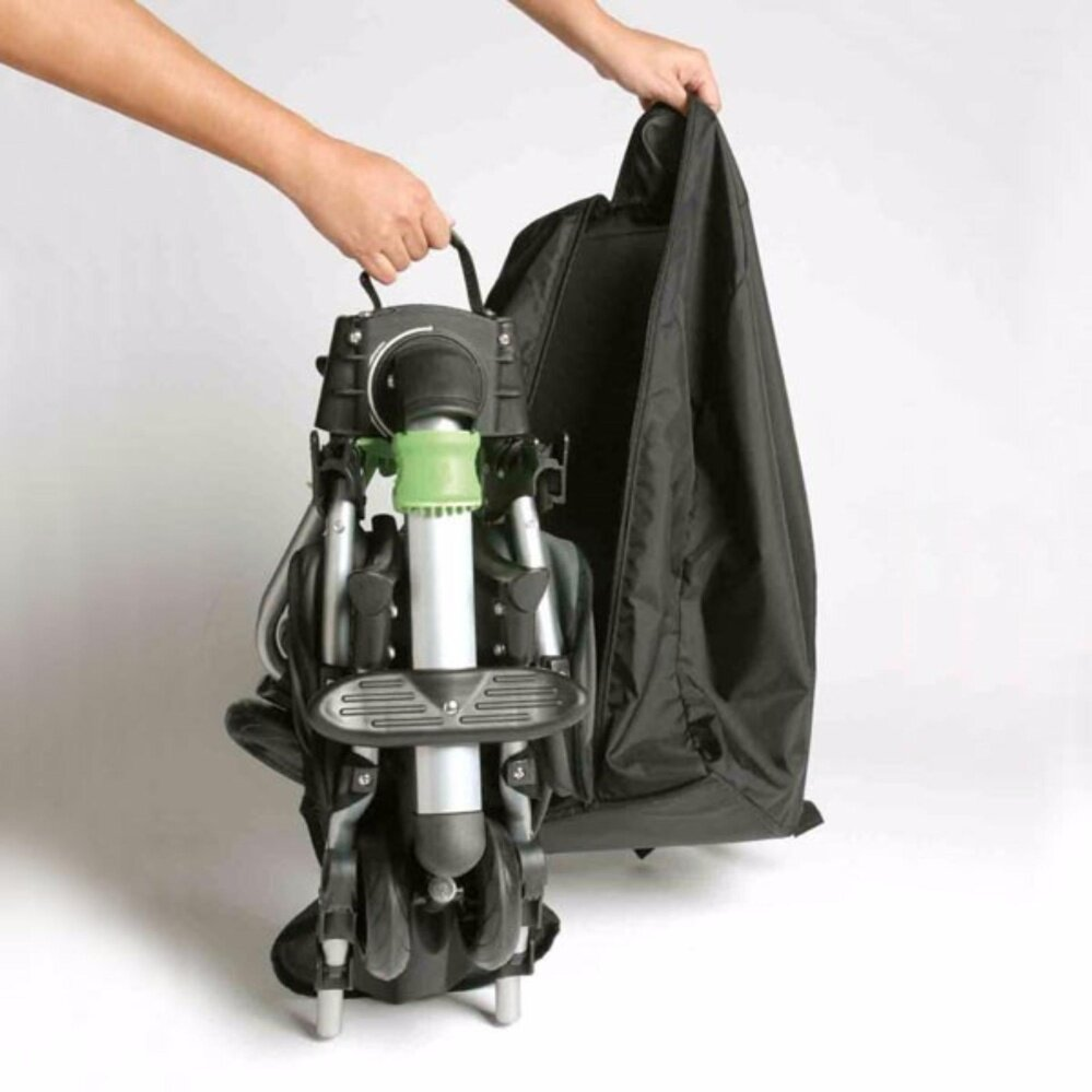 Compaction Light Backpack Baby Stroller Playette Branded Cabin Friendly
