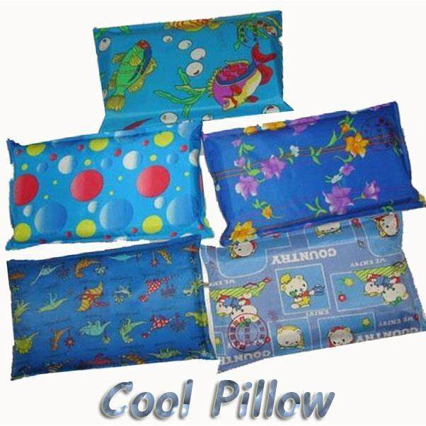 Cooling Water Colorful Cold Pillow