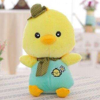 Harga Couple's chicken in small yellow chicken doll