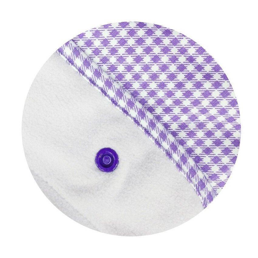 CuddleMe Authentic Baby Cape (Lavender)