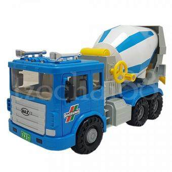 Daesung Door Openable Concrete Mixing Truck Friction Toys Korea made 35cm * 13cm * 18 cm Model generic genuine Authentic product