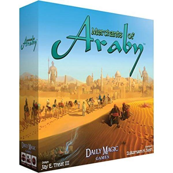 Daily Magic Games Merchants of Araby Board Games - intl