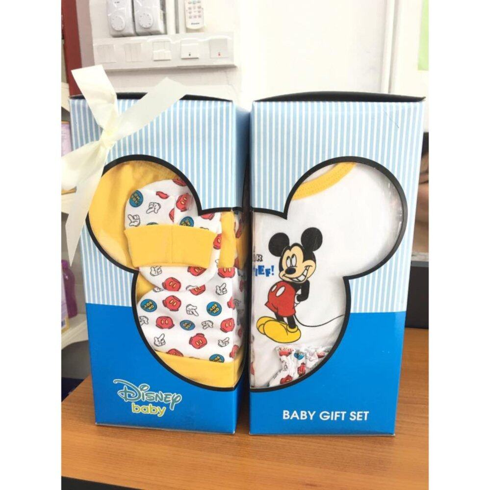 DISNEY BABY GIFT SET (5PCS GIFT SET)