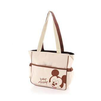 Harga Disney Mickey Mama Bag ( Beige)