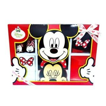 Harga Disney Minnie 6 pcs Gift Set ( Red)