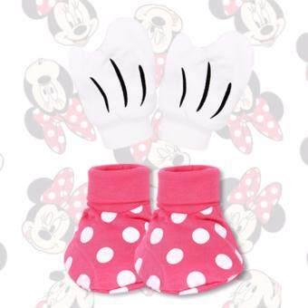 Harga Disney Minnie Mittens & Booties