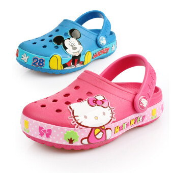 Disney summer baby sandals and slippers - 2