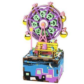 Robotime DIY Music Box 2.0: Ferris Wheel