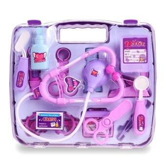 Doctor Toys for Kids Pink & Purple - 2
