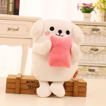 Harga Dog doll cute pillow