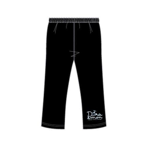 Doraemon Girls Leggings Trousers 95% Cotton 5% Spandex 4yrs to 12yrs - Blue Colour Logo