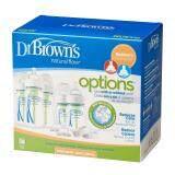 "Dr. Brown'sNatural Flow""Options"" Newborn Feeding Set"