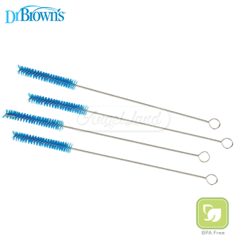 Harga Dr Brown?s 4-Pack Cleaning Brushes (00620)