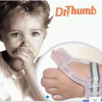 Harga Dr thumb for Thumb Sucking Prevention and Treatment Stop ThumbSucking Today (Large 3-7 years)