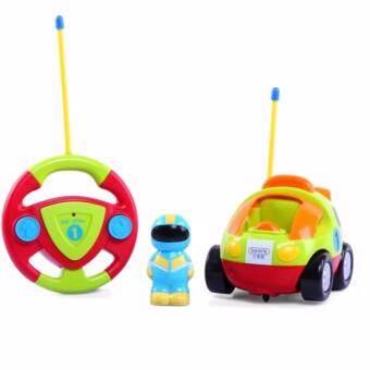 EcoSport QQ Remote Control Toy Car Mini 4x4 Automobile Race Car