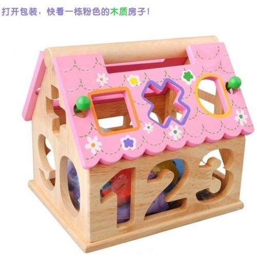 EDUCATIONAL TOY HOUSE C