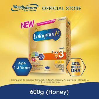 Enfagrow A+ Step 3 Honey - 600g x 1