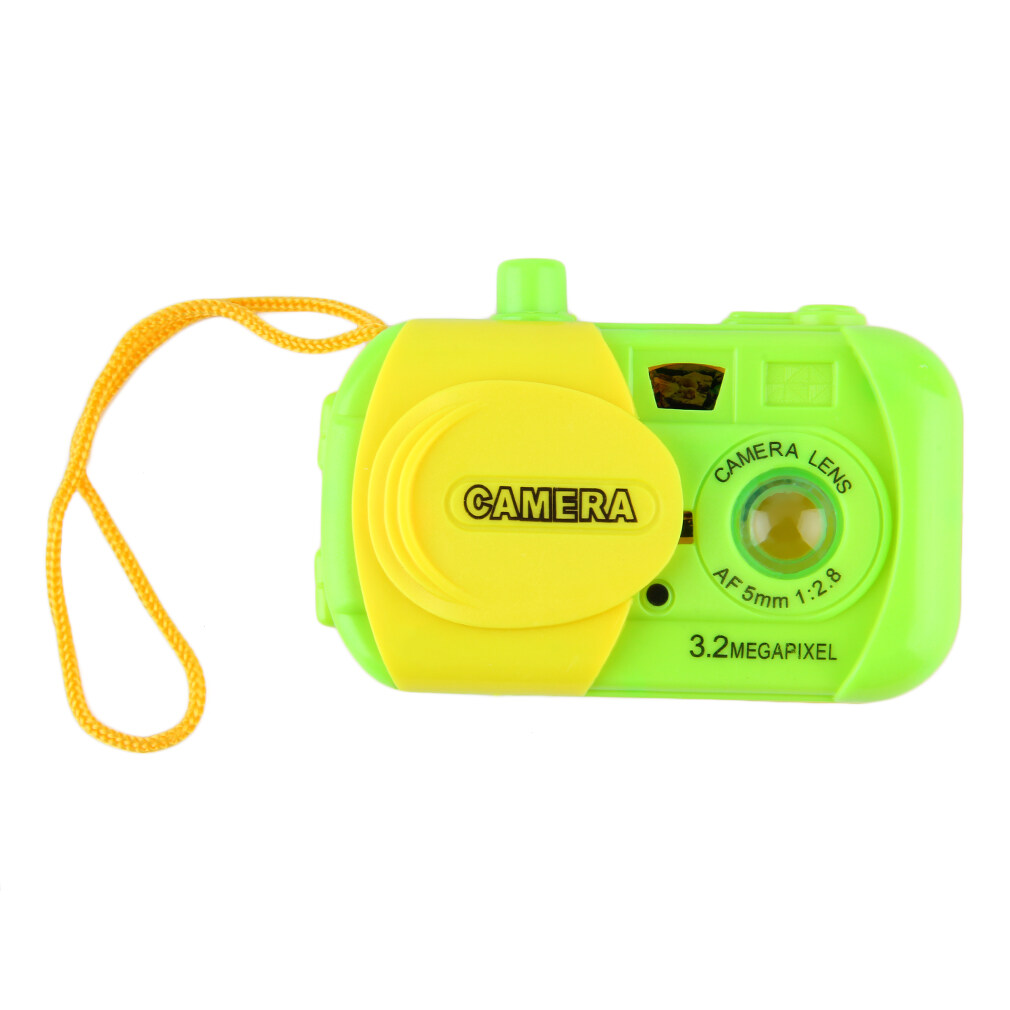 Hình ảnh ERA Children Study Camera Take Photo Animal Learning Educational Toys Random Color - intl