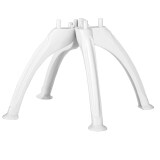 Detail Gambar Not Just An Empty Box 4 Pcs Landing Skid Gear Set untuk SYMA X5SC X5SW RC Quadcoper Suku Cadang (Putih) Terbaru