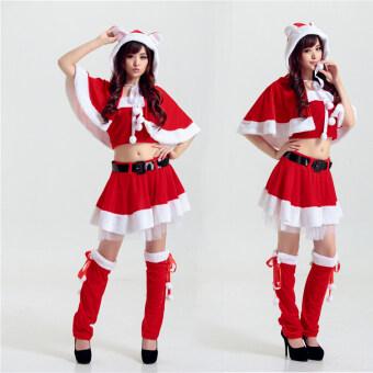 Ni Washington Harga Explosion Models Girls Christmas Dance