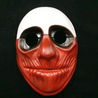(fast delivery 1-2 days)Payday 2 Mask wolf Cosplay Halloween Mask joker