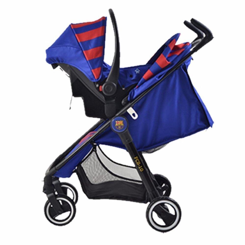 FCBarcelona 10 Stroller (Blue)