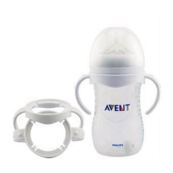 Feeding bottle handle for Avent natural feeding bottle -glassbottle and pp bottle (not brand avent) - 3