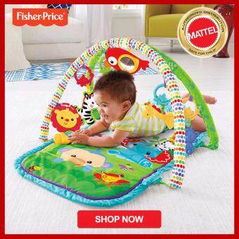 Fisher-Price(R) 3-in-1 Musical Activity Gym