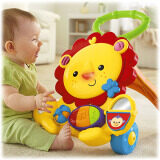 Fisher-Price - FP Infant Lion Walker