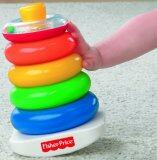 Fisher Price FP INFANT ROCK A STACK INFANT TOY ( 6 -36 month+ )
