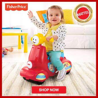 Harga Fisher-Price(R) Laugh & Learn(TM) Smart Stages(TM) Scooter