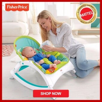 Fisher-Price(R) Rainforest Friends Newborn-to-Toddler Portable Rocker
