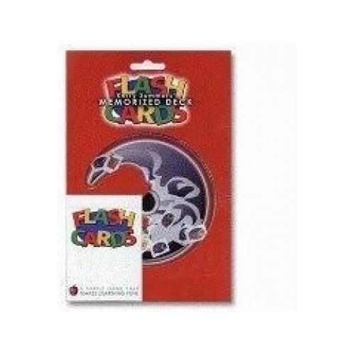 ลดสุดๆ แฟลชการ์ด - Memorised Deck (W/DVD) โดย Kerry Summers - INTL