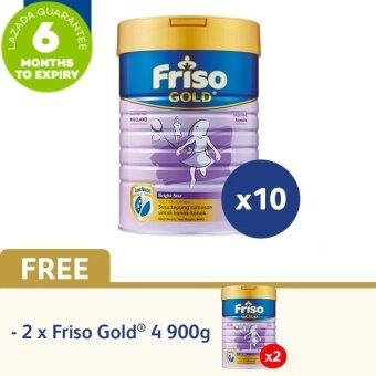 Friso Gold 4 900gx12
