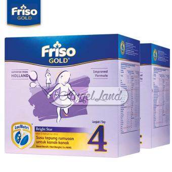Friso Gold Bright Star Milk Powder Step 4 (3+ years) 400gx3 (2packs)