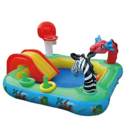Fun Animal Pool with Pumb