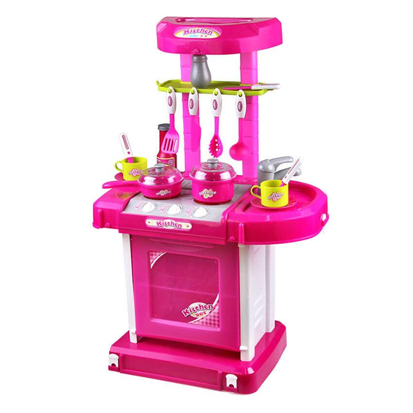Gadgetbin Children Kitchen Playset | Lazada Malaysia