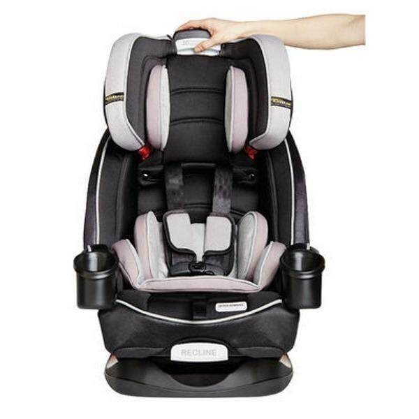 Graco 4EVER All-In_One Safety Surround Convertible Car Seat (TONE)