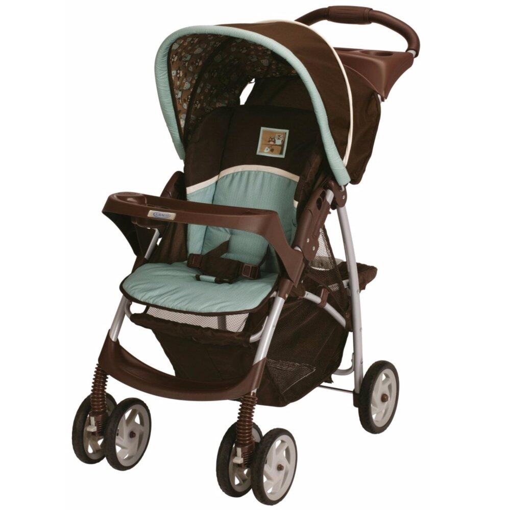 Graco LiteRider Click Connect Stroller Little Hoot