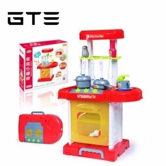 Cek Harga Gte Creative Portable Children Lighting Sound Effects