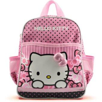 Hello Kitty Adorable 3D Ribbon Kid Backpack