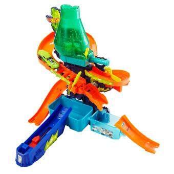 Hot Wheels(R) Color Shifters Color Splash Science Lab - 3