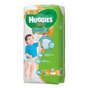 Huggies Ultra Pants Boy XL38 x 3 Super Jumbo pack