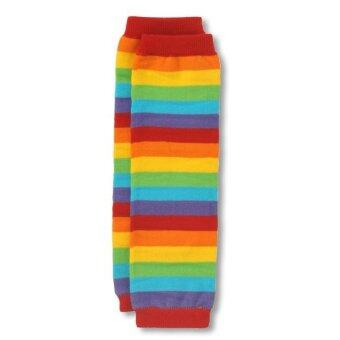 Harga ilovebaby Cute Rainbow Color Baby Toddler Legging Leg Arm WarmerTight Sock