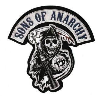 Harga Sons Of Anarchy Patch Sticker